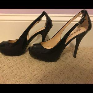 Black Guess heels